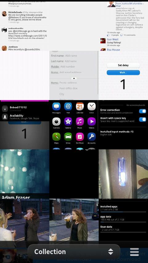Nokia N9 galeria