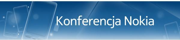 Nokia konferencja