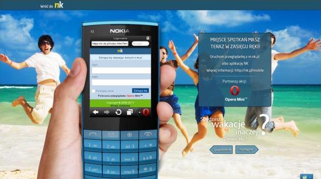 nk.pl mobilna wersja