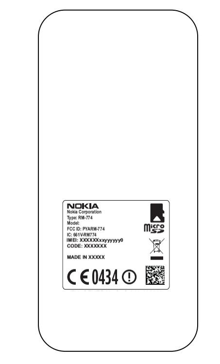 Nokia 701 FCC