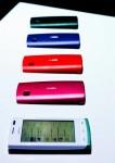 Nokia 500 wymienne obudowy