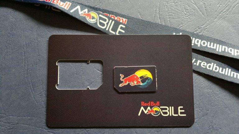 Red Bull Mobile starter