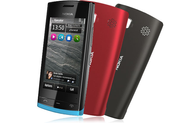 Nokia 500 covers