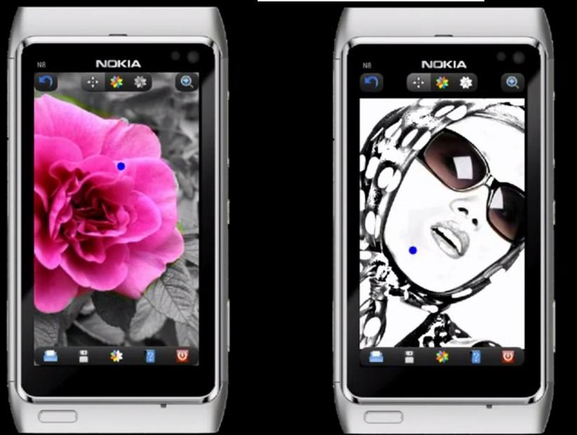 Magic Photos aplikacja Nokia
