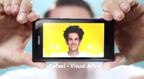 Nokia N9 reklama tv