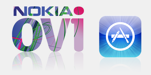 Nokia Ovi Store vs Apple App Store