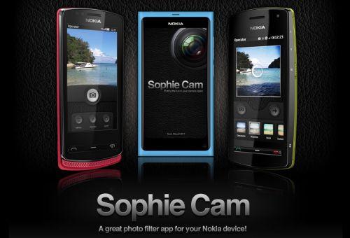 Sophie Cam Nokia