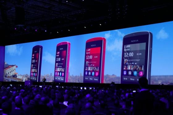Nokia Asha family