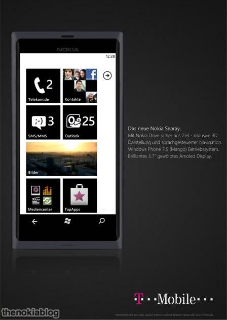 Nokia SeaRay T-Mobile