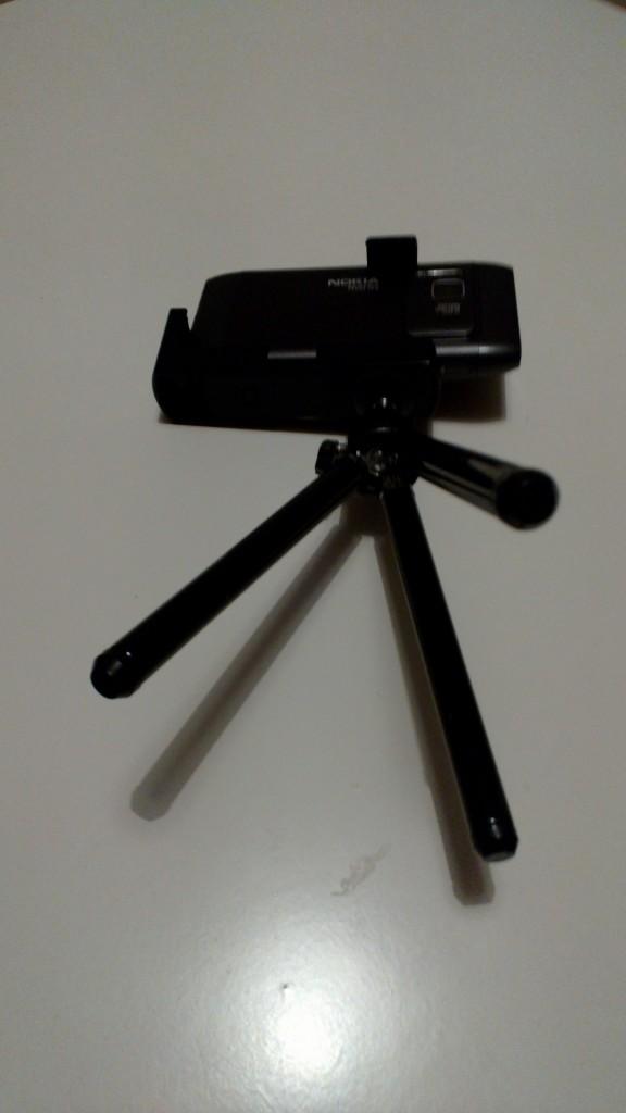 Nokia N8 statyw
