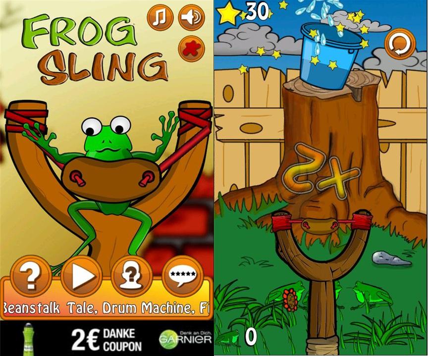 gry nokia lumia 800 aplikacje nokia lumia 800 710 frog sling