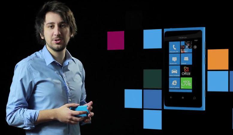 Nokia Lumia tutorial