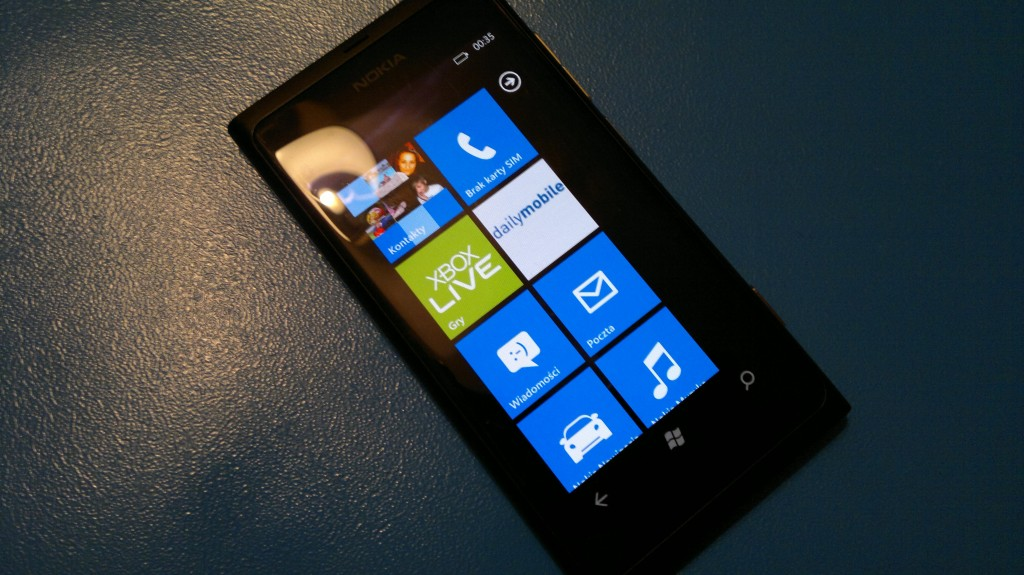 Nokia Lumia 800 WP