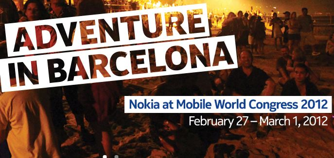 Nokia Mobile World Congress 2012