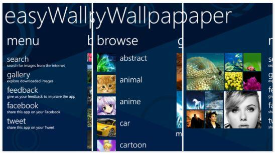 easyWallpaper
