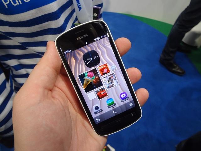 Nokia 808 PureView live