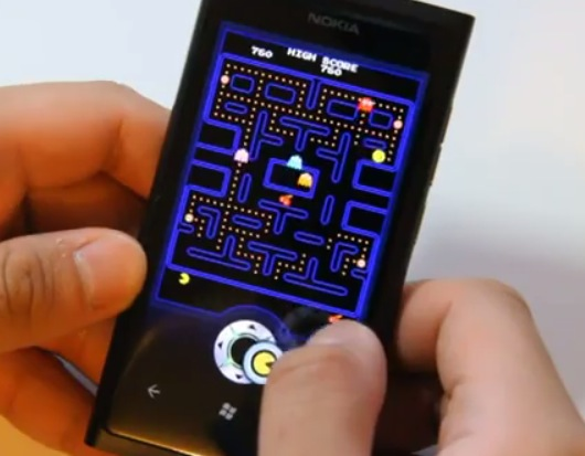 pac-man windows phone