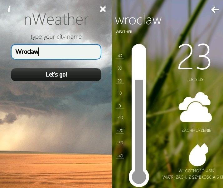 nWeather-Nokia