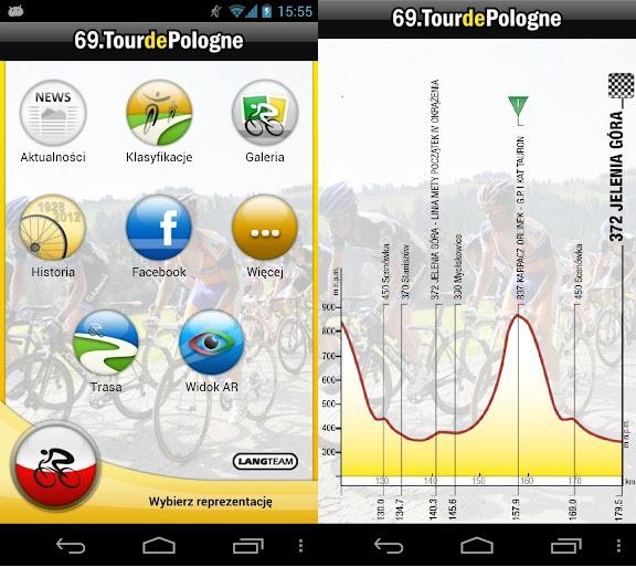 Tour de Pologne Android