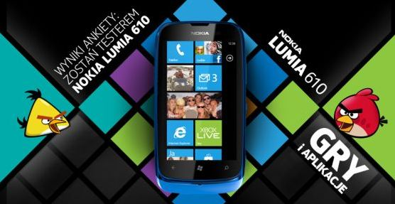 Nokia Lumia 610 testy