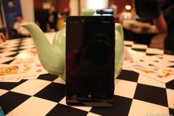 Nokia Lumia 810 5 610x407 Nokia Lumia 810 galeria i pierwszy hands on