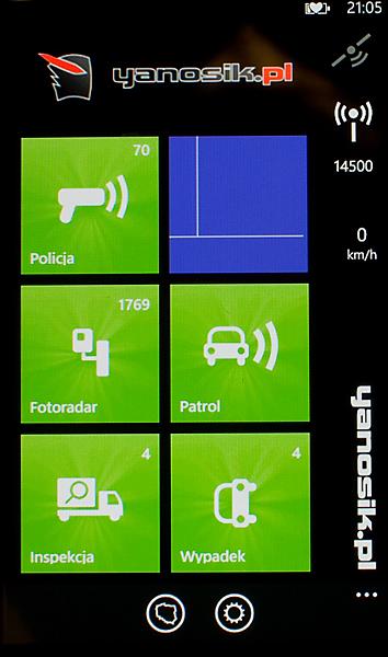 Yanosik-nawigacja-windows