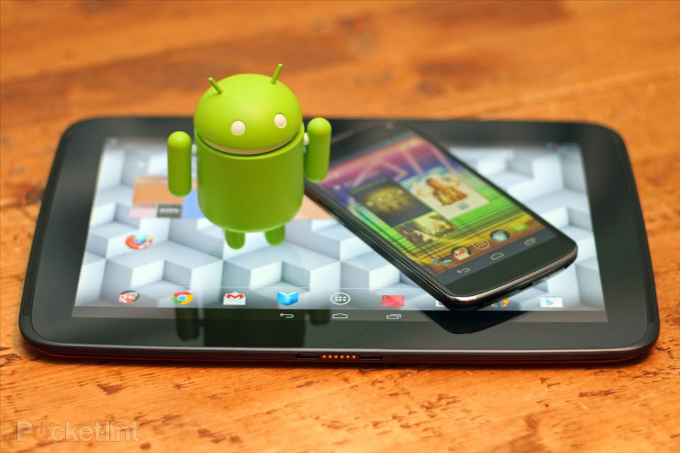 Samsung Nexus 10 i LG Nexus 4