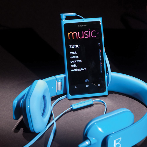 Nokia Lumia Music