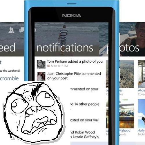Facebook Windows Phone