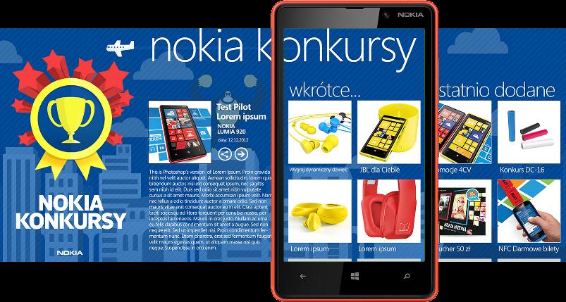 Nokia Konursy app