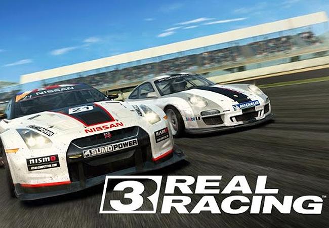 Real Racing 3 Real Racing 3   moje wrażenia z gry