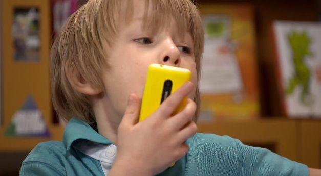 Nokia Asha dla dzieci