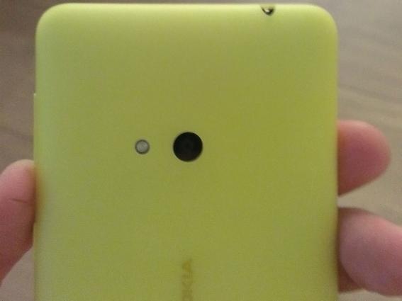 Nokia Lumia 625 wzbudza uwagę swoim dużym wyświetlaczem, lecz
