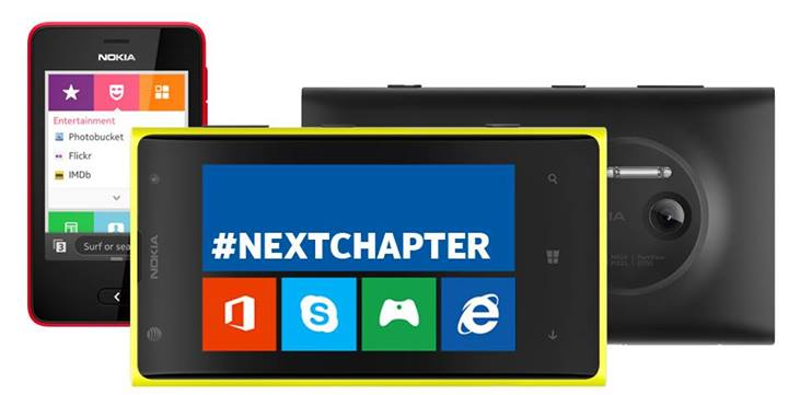 Nokia new chapter