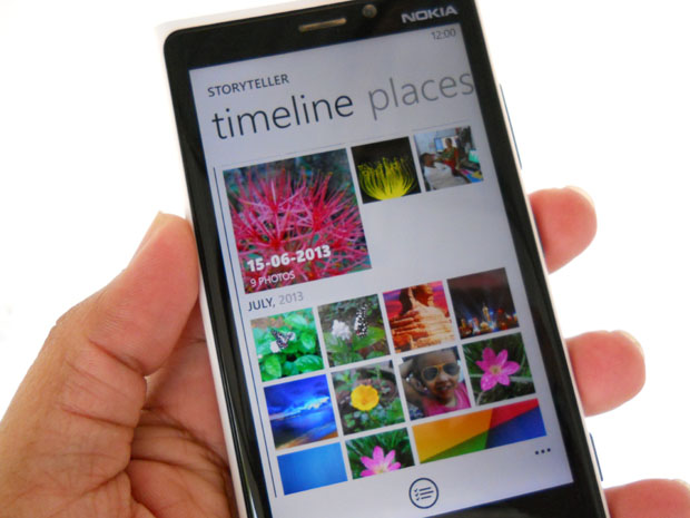 Nokia-Storyteller