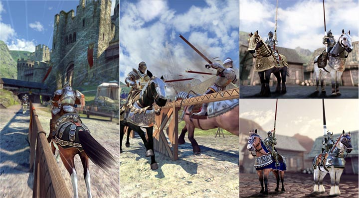 Rival-Knights-Medieval-jousting