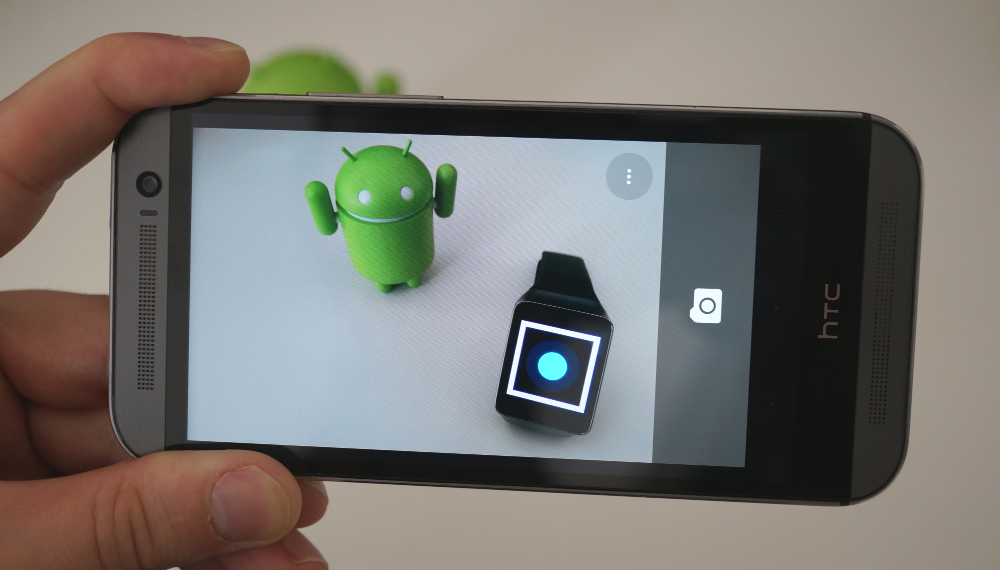 camera-Android-Wear